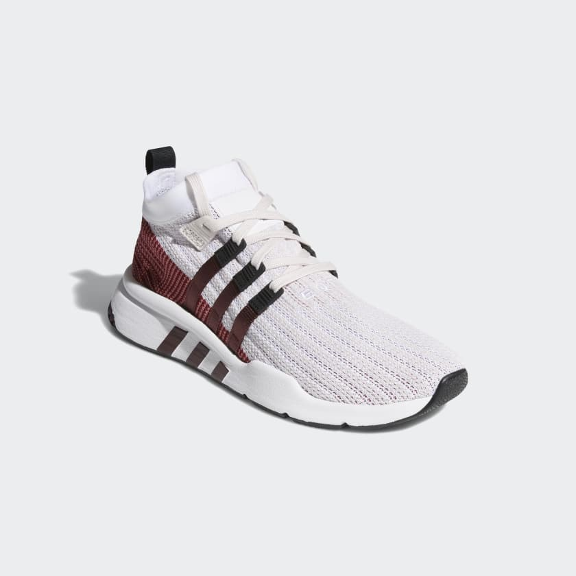 EQT Support Mid ADV Primeknit Chaussures Orchid TintBlancheMaroon B37428