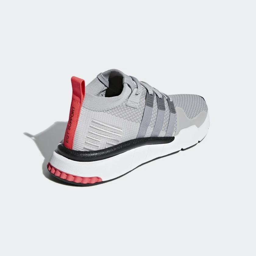 Adidas EQT Support Mid Adv Gris Two Noir BD7775