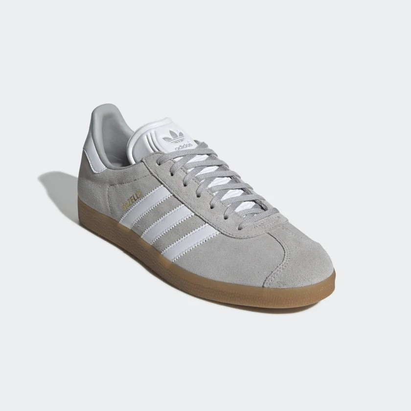 chaussure adidas gazelle grise homme
