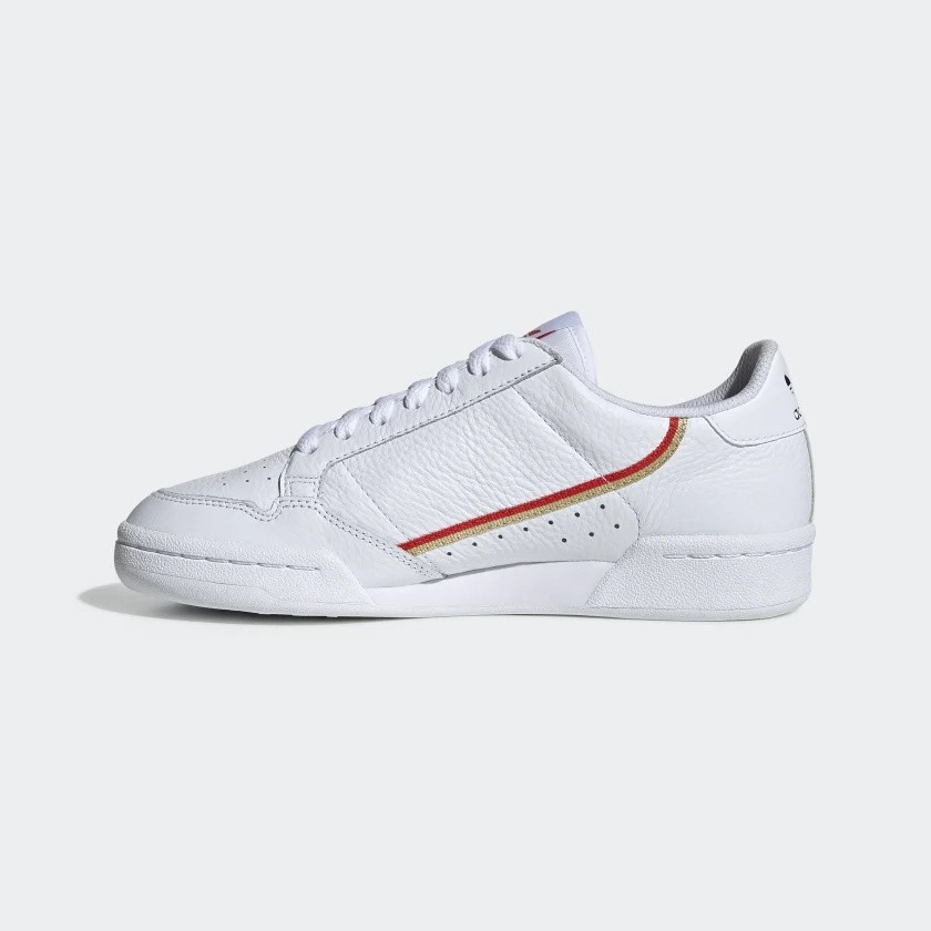 adidas continental 80 femme blanche