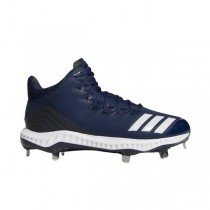 Icon Bounce Mid Cleats Collegiate Marine/Blanche/Carbon CG5176