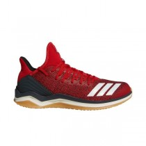 Icon 4 Trainer Chaussures Power Rouge/Blanche/Carbon CG5272