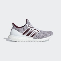 Adidas Ultra Boost 4.0 Blanche Bordeaux EE3705