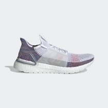 Adidas Ultra Boost 2019 Blanche Multicolore - B37708