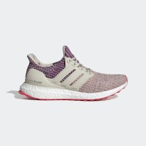 Adidas Ultra Boost Multicolore Rouge Femme - F36122