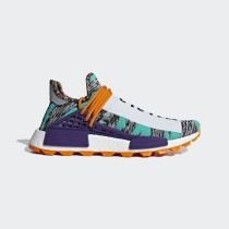 Adidas NMD Hu Pharrell Solar Pack Orange - BB9528