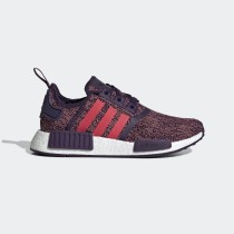 Adidas Originals NMD_R1 Chaussures Pourpre/Rouge F34421