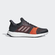 Ultraboost ST Chaussures Gris Six/Blanche/Carbon B37696