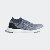 Homme Adidas Ultraboost Uncaged Parley Chaussures Bleu/Gris AC7590