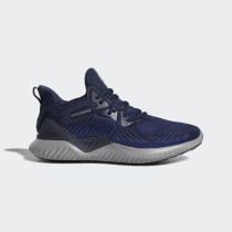 Adidas Alphabounce Beyond Homme Baskets College Marine, Blanche, Noir B37228