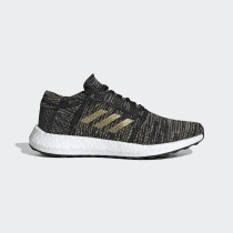 Pureboost Go Chaussures Noir/Or Metallic/Carbon F36346