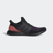 Adidas Ultra Boost Noir Active Pourpre Shock Rouge - EE3712