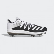 adidas Adizero Afterburner 6 Cleats - Noir - DB3433