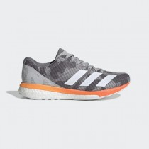 adidas Adizero Boston 8 Chaussures - Gris - G28877