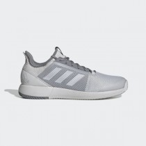adidas Adizero Defiant Bounce 2 Chaussures - Gris - EF0571
