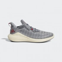 adidas Alphabounce+ Chaussures - Gris - G28586