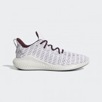 adidas Alphabounce+ Chaussures - Blanche - EF8183