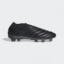 adidas Copa 19+ Firm Ground Cleats - Noir - F35513