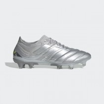 adidas Copa 20.1 Firm Ground Cleats - Argenté - EF8316