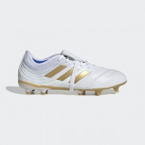 adidas Copa Gloro 19.2 Firm Ground Cleats - Blanche - F35488