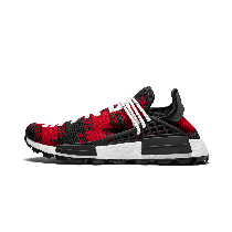 "Adidas NMD Hu ""BBC x Pharrell - Plaid Pack - Friends and Family"" - EF7389"
