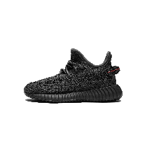 "Adidas Yeezy Boost 350 V2 Infants ""Noir"" - FU9011"