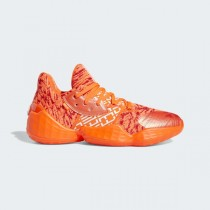 adidas Harden Vol. 4 Chaussures - Rouge - EH2409