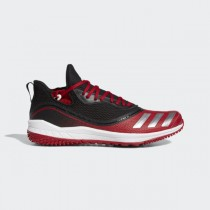 adidas Icon V Turf Chaussures - Rouge - G28295