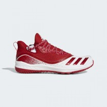 adidas Icon V Turf Chaussures - Rouge - G28298