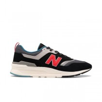 """New Balance 997H """"Gris/Rouge"""" Homme Chaussures CW997HAI"""