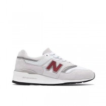 """New Balance 997 """"Velcro Gris/Multi"""" Homme Chaussures"""