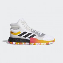adidas Marquee Boost Chaussures - Blanche - G26212