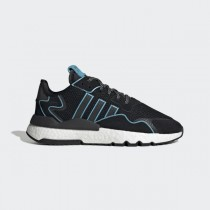 adidas Nite Jogger Chaussures - Noir - FV3591