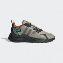 adidas Nite Jogger Chaussures - Marron - EE5569