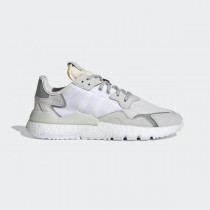 adidas Nite Jogger 3M Blanche - EE5855