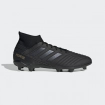 adidas Predator 19.3 Firm Ground Cleats - Noir - F35594