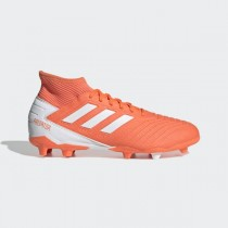 adidas Predator 19.3 Firm Ground Cleats - Orange - G25819