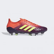 adidas Predator Malice Control Soft Ground Boots - Pourpre - BB7974