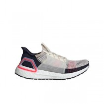 Adidas Ultra Boost 2019 Clear Marron Chalk Blanche Femme - F35284