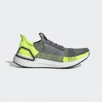 adidas Ultraboost 19 Chaussures - Gris - EF1343