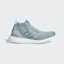 UltraBoost Mid 'Gris' - adidas - G26844