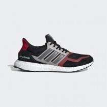 adidas Ultra Boost S&L Noir Gris Power Rouge - EF0724