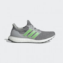 UltraBoost 4.0 'Gris Lime' - adidas - F35235