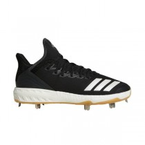 "Adidas Icon 4 ""Noir/Gum"" Homme Baseball Cleat"
