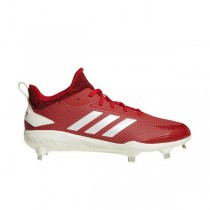 "Adidas adizero Afterburner V ""Power Rouge"" Homme Baseball Cleat"