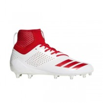 "Adidas adizero 5-Star 7.0 Sk ""Blanche/Rouge"" Homme Football Cleat"