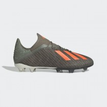 adidas X 19.2 Firm Ground Cleats - Vert - EF8364
