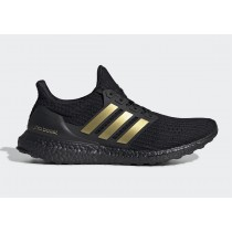 Adidas Ultra Boost DNA Noir Gold FU7437