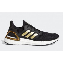 Adidas Ultra BOOST 20 Noir/Gold Metallic EE4393