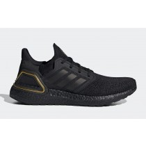 Adidas Ultra BOOST 20 Noir/Gold Metallic EG0754